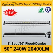 High Quality 10-30V DC Car Accessories Wholesale LED Light Bar, Cheap LED Light Bar