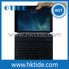 New product ultra-thin bluetooth keyboard smart cover for ipad air 2