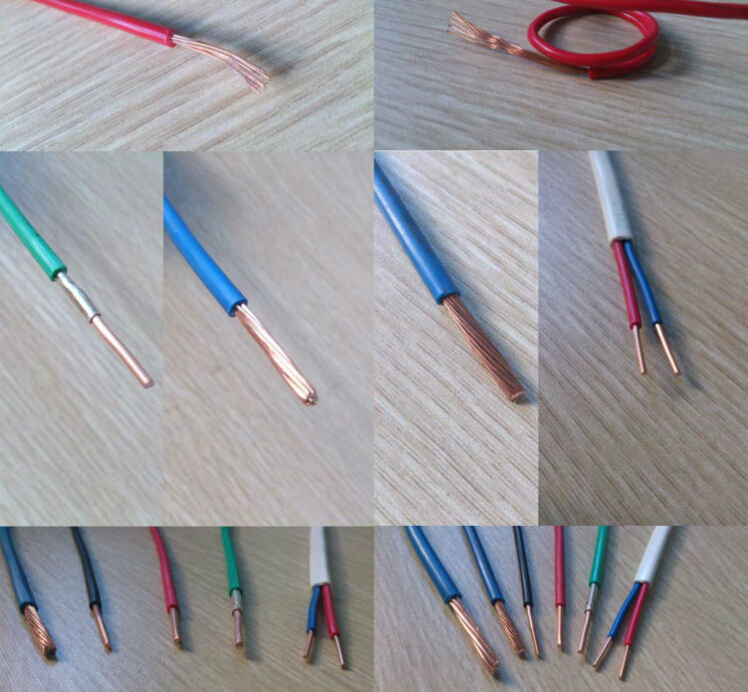 600/1000v Iec Standard Electrical Cable Wire 6mm Copper Wire - Buy ...