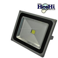 50W Super Bright Outdoor LED Flood Lights Waterproof IP68 Daylight White 6000K Security Lights Floodlight