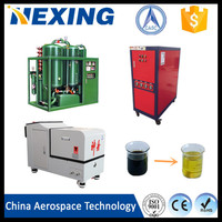 CASC technology enegy-saving oil regeneration, oil processor, oil filter machine plant