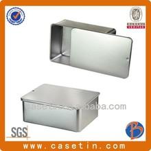 small storage tins/tin box/tea box