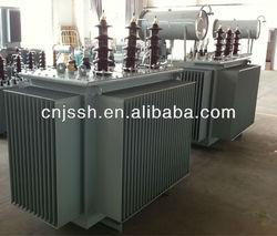 pole mounted 33kv distribution transformer 1000KVA