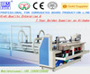 Automatic folder gluer machine for corrugated box/carton folding gluing machine/carton packaging machinery with CE and ISO9001