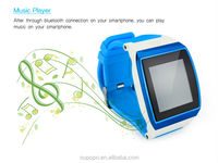 New gadgets 2014 smart watch mobile phone Android 4.2.2 OS support GPS,3MP Camera,with CE
