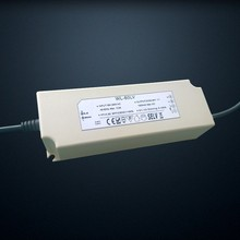 Waterproof 60w 0-10v dimmable led driver 1500mA constant current for led lamp