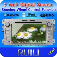 special CAR DVD for Ford Focus with multilanguage