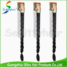 China afro jumb x-pression ultra braid, xpression hair braids, 100% kanekalon braiding hair wholesale