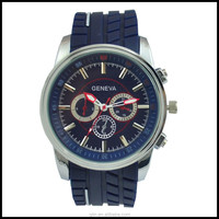 QD0147 glass face watch men luxury