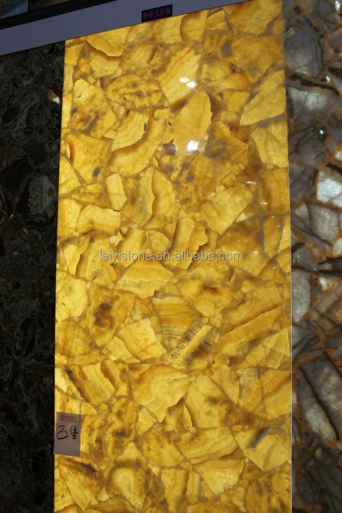 Onyx Slab Prices : Chinese white honey yellow brown onyx slabs price