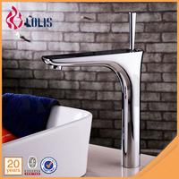 Chrome Single lever torneira banheiro fancy bathroom sink faucets