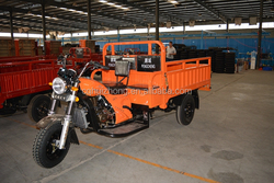Strong power new 200cc gas motor tricycle