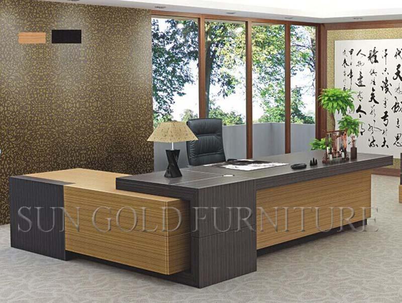 prix du mobilier de bureau moderne bureau de bureau en bois bureau bureau sz od331 table en. Black Bedroom Furniture Sets. Home Design Ideas