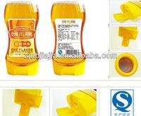 360ml Wholesale Manufacturers Easy Squeezable Honey PET Plastic Bottle
