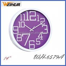 Large kitchen 14 inch wall clock
