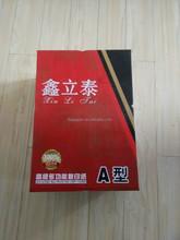 Tamanho A4 e papel de cópia tipo tamanho ofício cópia em papel