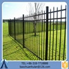 2.4m*1.5m Temporary Picket Fence /2015 Good-looking Safety Fence For Home/High-grade Iron Fence