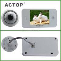 Good look 3.5 inch LCD Screen Digital Smart Door Viewer
