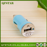 Wholesale cell phone accessory custom usb car charger