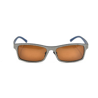 brown lens carbon fiber sunglasses frame with your own logo