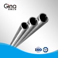UNS N02200 / N02201 pure nickel alloy pipe / tube