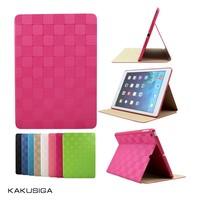 Luxury design zipper case for ipad mini
