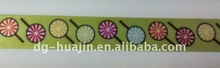 2012 sublimation polyester ribbon