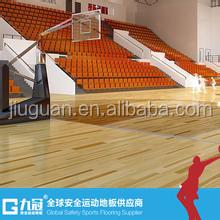 PVC sports flooring for basketball flooring