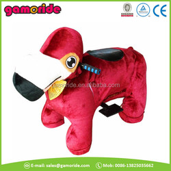 AT0631 wooden rocking horse toy plastic rocking horse car toys pets