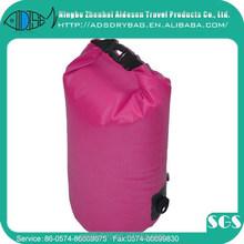 20liter waterproof clear dry bag as barrel bag