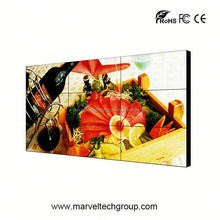 Narrow bezel new high quality car lcd video wall player
