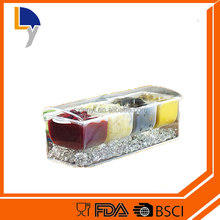 delicated appearance zhejiang populer sale high quality oem condiment caddy