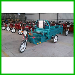 China Supplier Hot Selling Three Wheel Motorcycle Adult Electric Tricycle for Adult