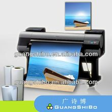 Roll photo paper/Wide Format high glossy rc based photo paper wide format digital proofing paper