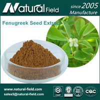 Factory Supply Fenugreek Seed Extract Powder