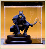 Factory price animated collectible dark knight batman toy with acrylic stand