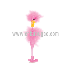 New products on china market china feather fluffy pen cheap feather pen