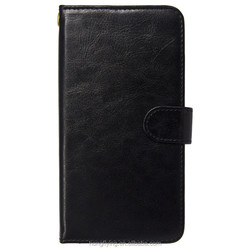 Genuine Real Leather Wallet Stand Case Cover / Factory price