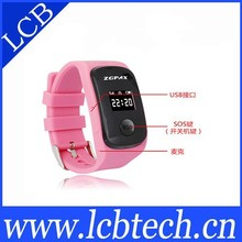 2015 Hot sell kids/children GPS Tracking /gps tracker Watch phone with SOS button set safezone