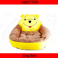 Flower Bone Dog Bed, Chinese Pet Bed Supplies