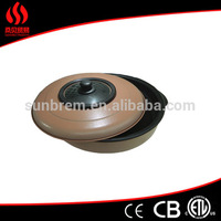 kitchen equipment electric omelet pan, electric grill flat pan, small electric frying pan