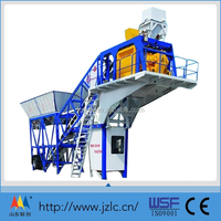The famous brand 50m3/h mobile concrete batching plant Manufacturer