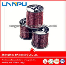 Enamel Clad electric field controller copper clad aluminum wire