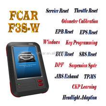 Usado escáner de diagnóstico del coche forall coches, Fcar F3S-W coche escáner de diagnóstico para todos, corea, europea