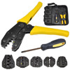 Wholesale China Tools Portable Hand Crimping Tool Combination cable Jointing Tool Kit