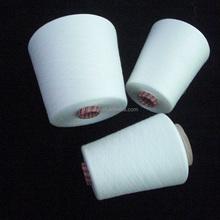Bed sheet 100%polyester spun yarns in China