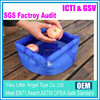 PVC Inflatable Wash Footbath/PVC Baby Bathtube