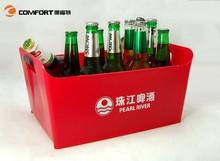 12L capacity beer belvedere vodka bottle ice bucket with handle