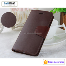 Mobile phone leather case for iphone 6s,for iphone 6s case leather