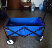 top quality color popular multipurpose fold beach hand cart